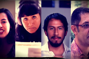 Retratos de unos superdotados peruanos